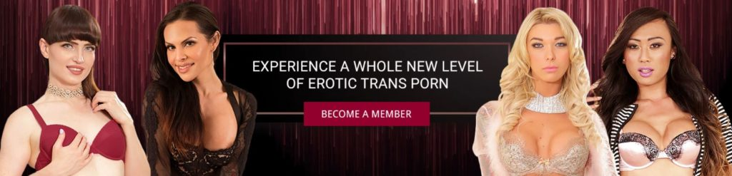 TRANSSENSUAL - Experience A Whole New Level Of Erotic Trans Porn - banner